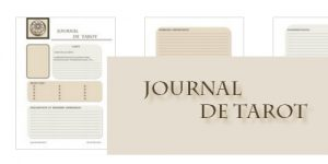 (Tarot) Journal de Tarot
