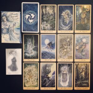 Ghosts Spirits Tarot