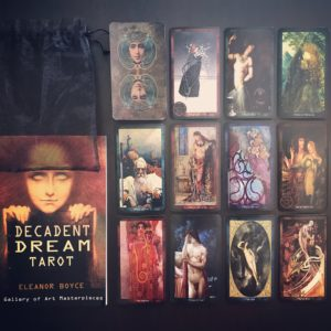 Decadent Dream Tarot